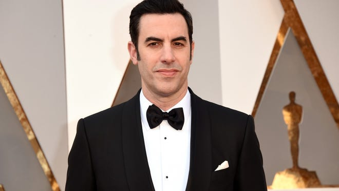 """Sacha Baron Cohen     Age:  48     Born in:  London, England     Occupation:  Actor He is best known for his """"Borat Sagdiyev"""" character in """"Borat: Cultural Learnings of America for Make Benefit Glorious Nation of Kazakhstan"""" and the upcoming """"Borat Subsequent Moviefilm."""""""