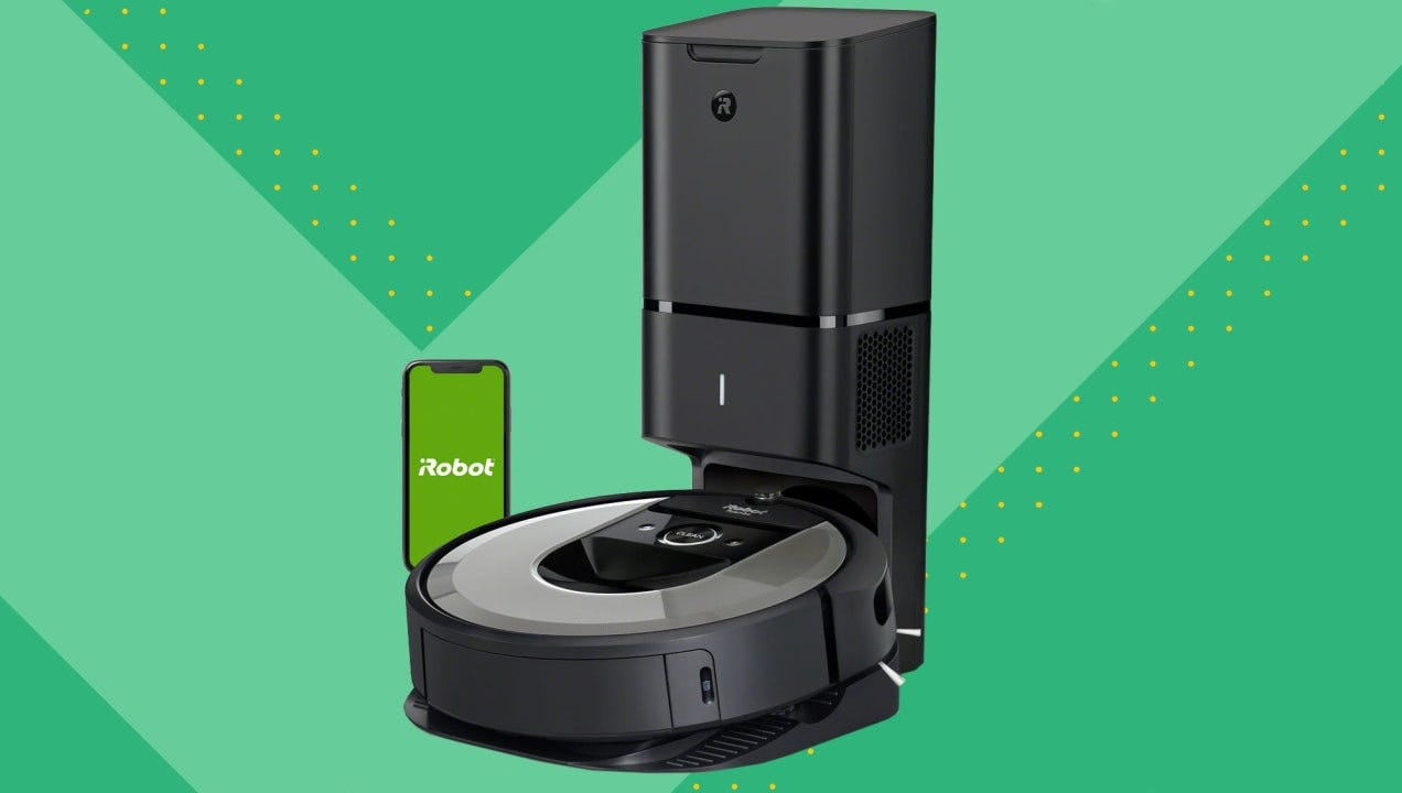 You can save nearly $300 on an iRobot Roomba vacuum with an Echo Dot right now