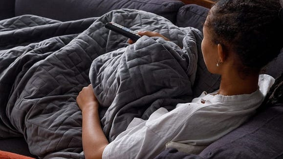 Gifts for new parents: Gravity Blanket