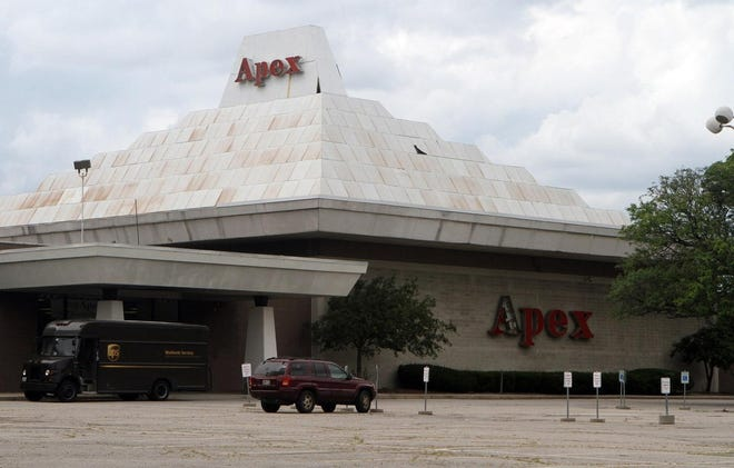 Pawtucket leaders are looking to borrow $20 million to acquire the Apex store and its properties.