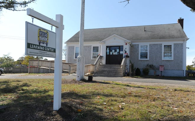 The town of Dennis plans to develop affordable housing on property at 187 Depot St., where the South Shore early education building currently sits.