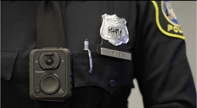 Somerville patrolmen voted to implement the use of body worn cameras in March 2021.