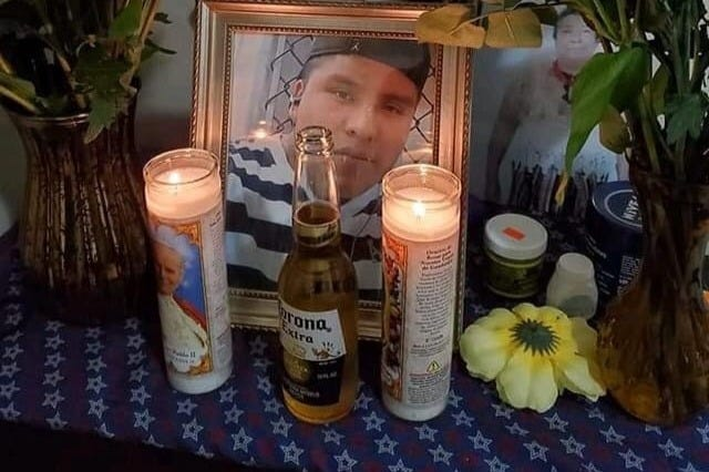 """Aquilino """"Victor"""" Sol Lopez, 23, of Quincy, was killed in a hit-and-run crash in Stoughton on Sept. 27, 2020. He was driving his motorized scooter home from work in Stoughton at TGI Fridays. His co-workers are raising money to fly his body home to his native country of Guatemala."""