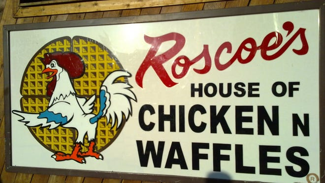 Employees at a Roscoe's House of Chicken N Waffles in Pasadena say a man returned with a gun to steal food after being denied service for refusing to wear a mask.