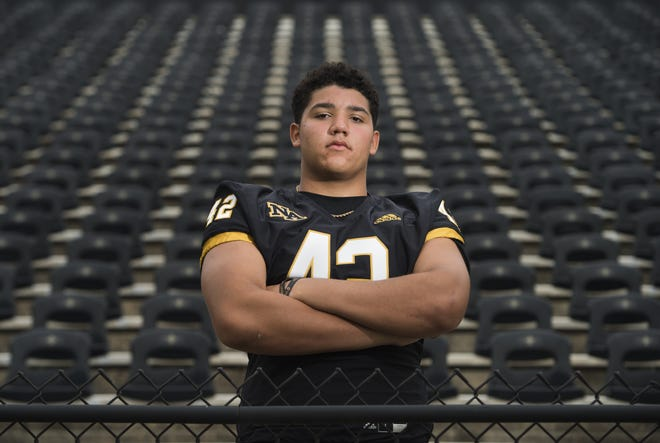 North Augusta High School football player Chase Tillman announced his college commitment to Appalachian State University Tuesday evening. The rising senior made the announcement via Twitter.