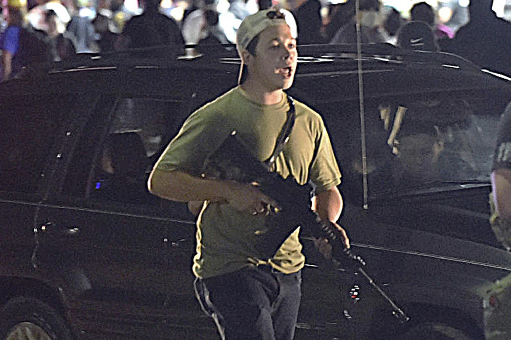 Friend who bought rifle Kyle Rittenhouse used in Kenosha shooting charged
