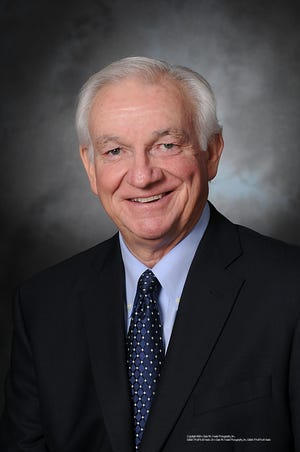 Newly-elected Georgia Sen. Max Burns, R-Sylvania, was named chairman of the Senate Ethics Committee. The former president of Gordon State College, Burns served as U.S. Representative from the 12th Congressional District from 2003-2005.