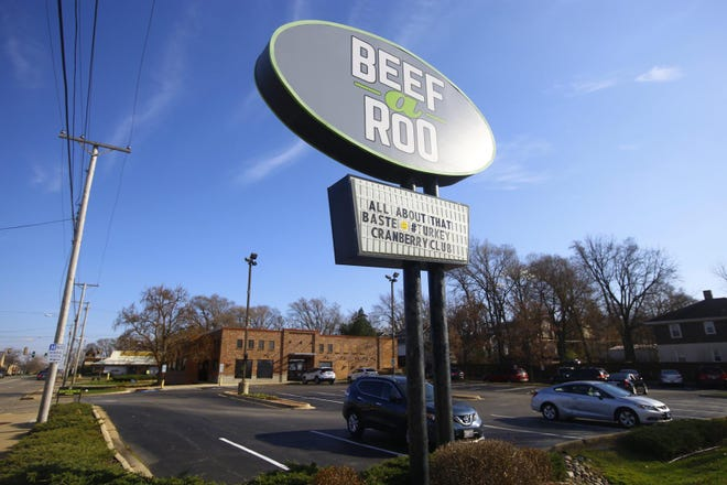 Beefaroo, 2538 Auburn St. in Rockford, is one of seven restaurants the company runs in Winnebago County. The company's eighth fast food restaurant is planned to open in January in West Dundee.