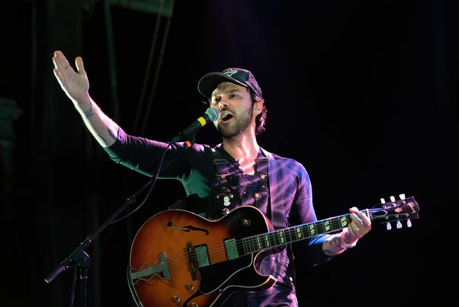 Shakey Graves will begin a series of three livestreamed performances on Feb. 9.