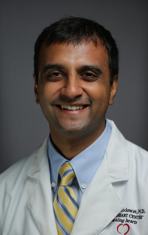 Anant Mandawat, MD, a graduate of Lakeside High School, Yale, Harvard and Duke, is a cardiologist and director of Cardio-Oncology at Emory University.
