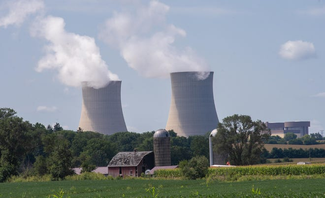 Exelon plans to close the Byron Nuclear Generating Station in September without the passage of legislation in Illinois.