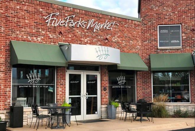 Restaurateur Matt Idzikowski plans to open an Italian-themed steakhouse at the former Five Forks Market, 6565 Lexus Drive, in Rockford.