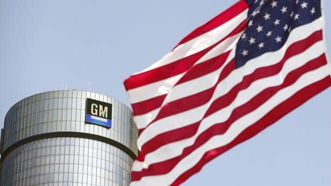 GM headquarters.
