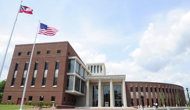 The Richmond County Judicial Center John H. Ruffin Jr. Courthouse, Zach Boyden-Holmes/Staff