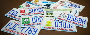North Carolina license plates. Millions of North Carolina motor vehicles will soon be getting a freshen-up when it comes to their license plates.