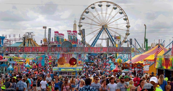 Plans for a full Missouri State Fair are back on after the event was canceled last year because of the coronavirus.