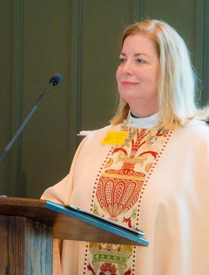 The Rev. Cynthia Taylor is the pastor of the Church of the Holy Comforter in Martinez.