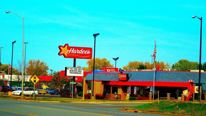 Hardees is one of several restaurants opting to remain open on Christmas day.
