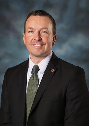 State Sen. Andy Manar