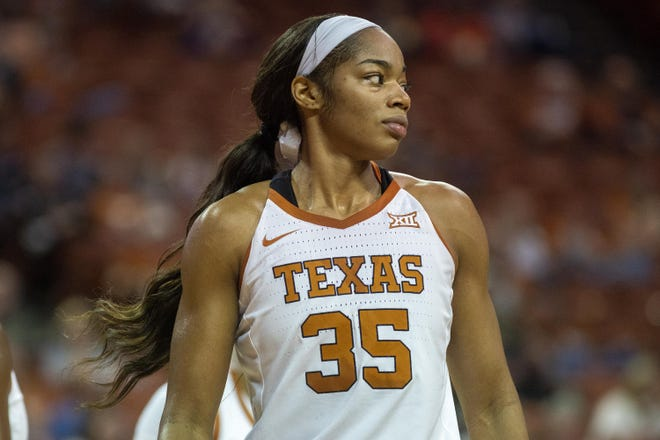 Texas forward Charli Collier scored 28 points in the Longhorns' blowout win over Lamar on Tuesday at the Erwin Center.