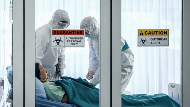 Hospital leaders are already applying lessons learned from the COVID-19 pandemic to be better prepared for the next health emergency.