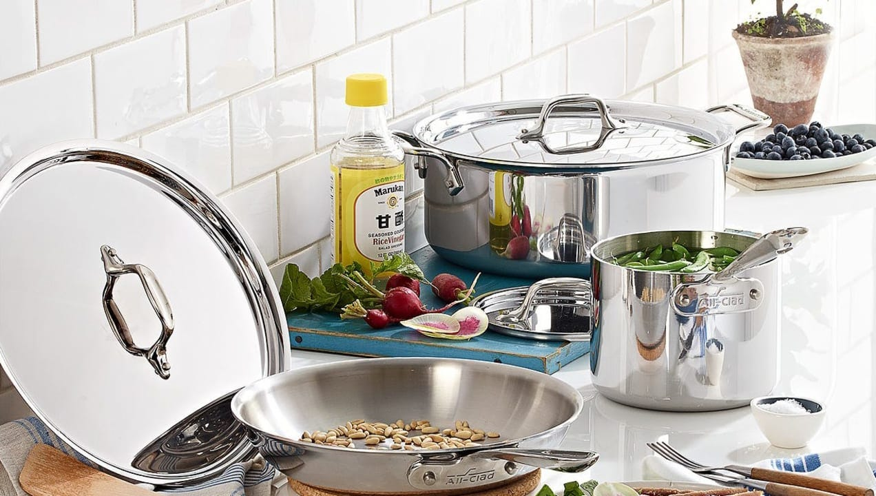 All-Clad s famous VIP Factory Sale is back with huge savings on top-notch cookware