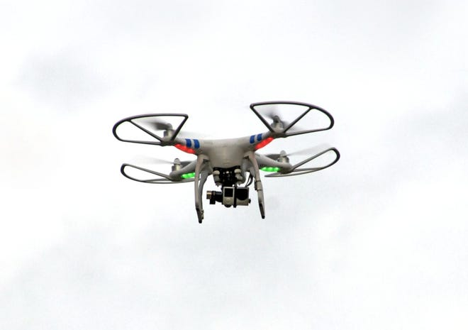 A federal lawsuit seeks to overturn a Texas law that limits drone photography. -