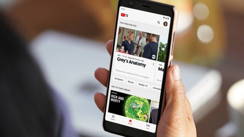 YouTube TV to keep NBCUniversal channels after companies settle contract dispute