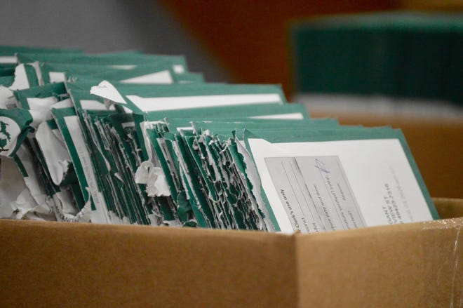 After previously deeming votes from the city of the village of Douglas ineligible for recount, the Allegan County Board of Canvassers changed their ruling after receiving more information.