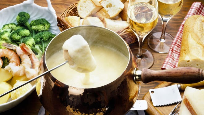 Fondue became a full-fledged trend in the '70s in the U.S. thanks in part to the launch of The Melting Pot.