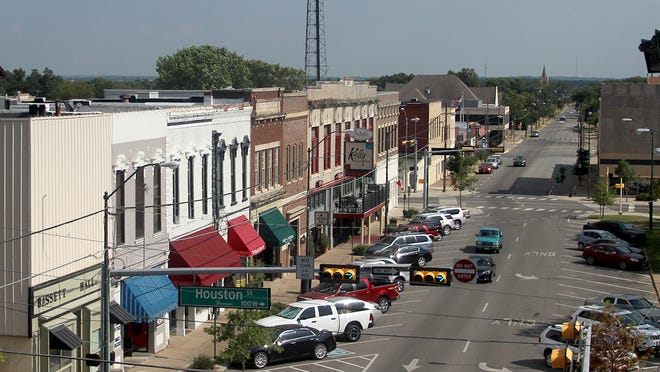 One Think, Texas reader digs deeper into the names for the twinned towns of Sherman and Denison, Texas.