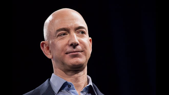 Amazon CEO Jeff Bezos held onto ahead spot as the world's richest person, according to Forbes' annual ranking.