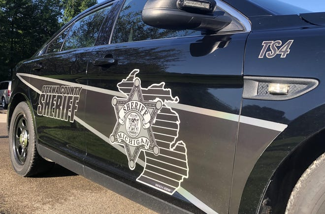 Deputies with the Ottawa County Sheriff's Office responded at 7:36 p.m. Friday, March 19, to the intersection of Business I-196 and 104th Avenue for a two-vehicle crash which left one driver injured.