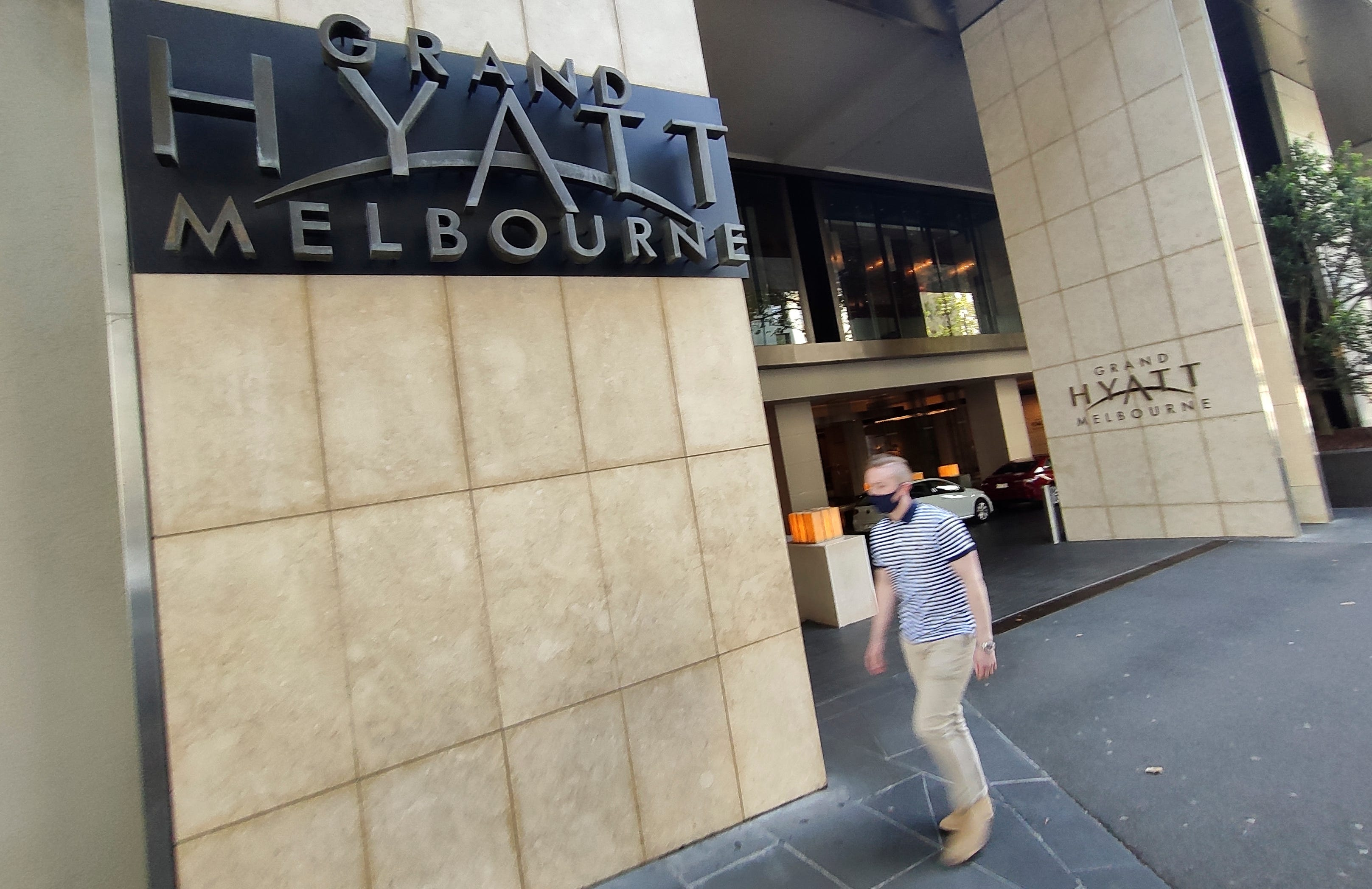 Hyatt CEO says demand for travel is 'alive and well'