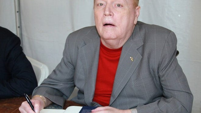 Larry Flynt in a 2011 photo. The pornographer died Wednesday. He spent a memorable five weeks incarcerated at the U.S. Medical Center for Federal Prisoners in Springfield in 1983-84.