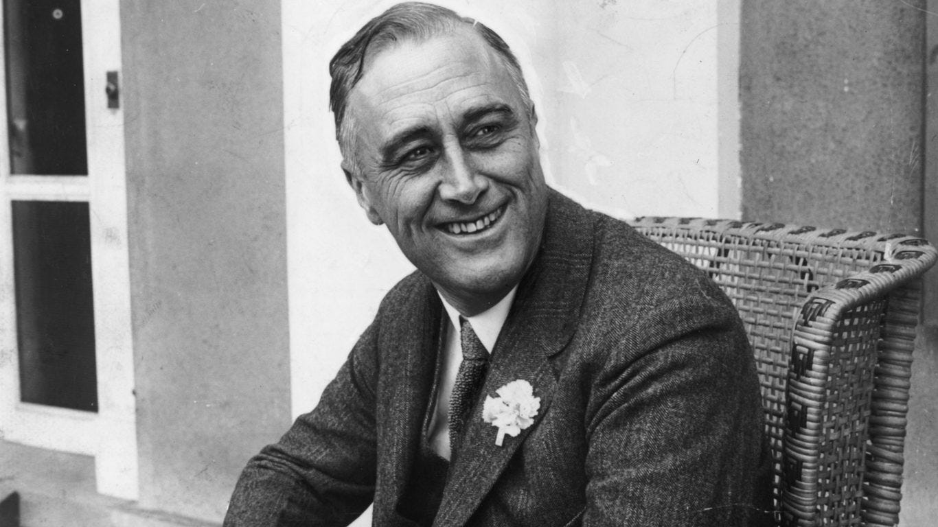 President Franklin D. Roosevelt failed to expand the Supreme Court in his second term.