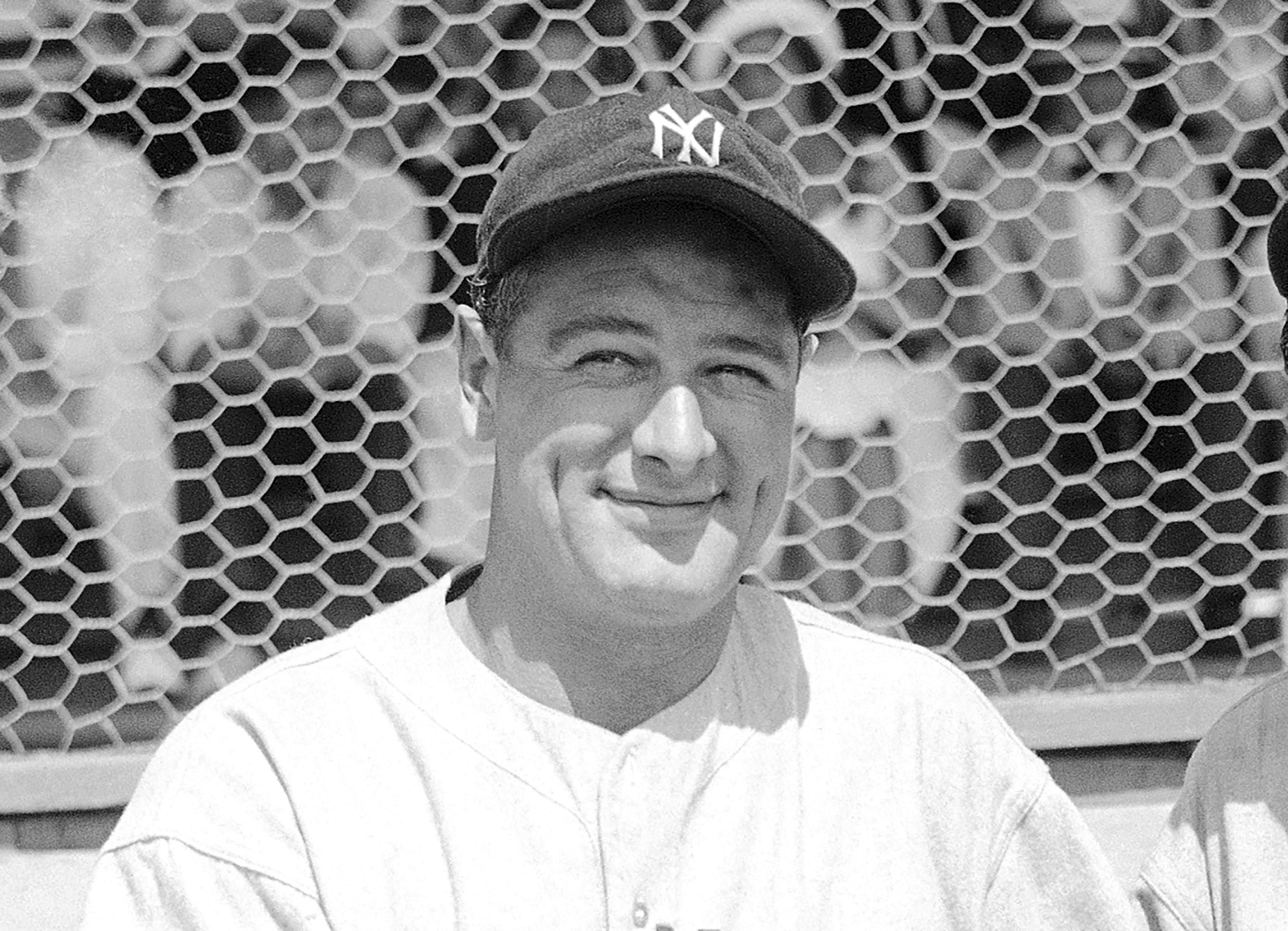 A day for Gehrig:  Eighty years later, they still come to see Lou