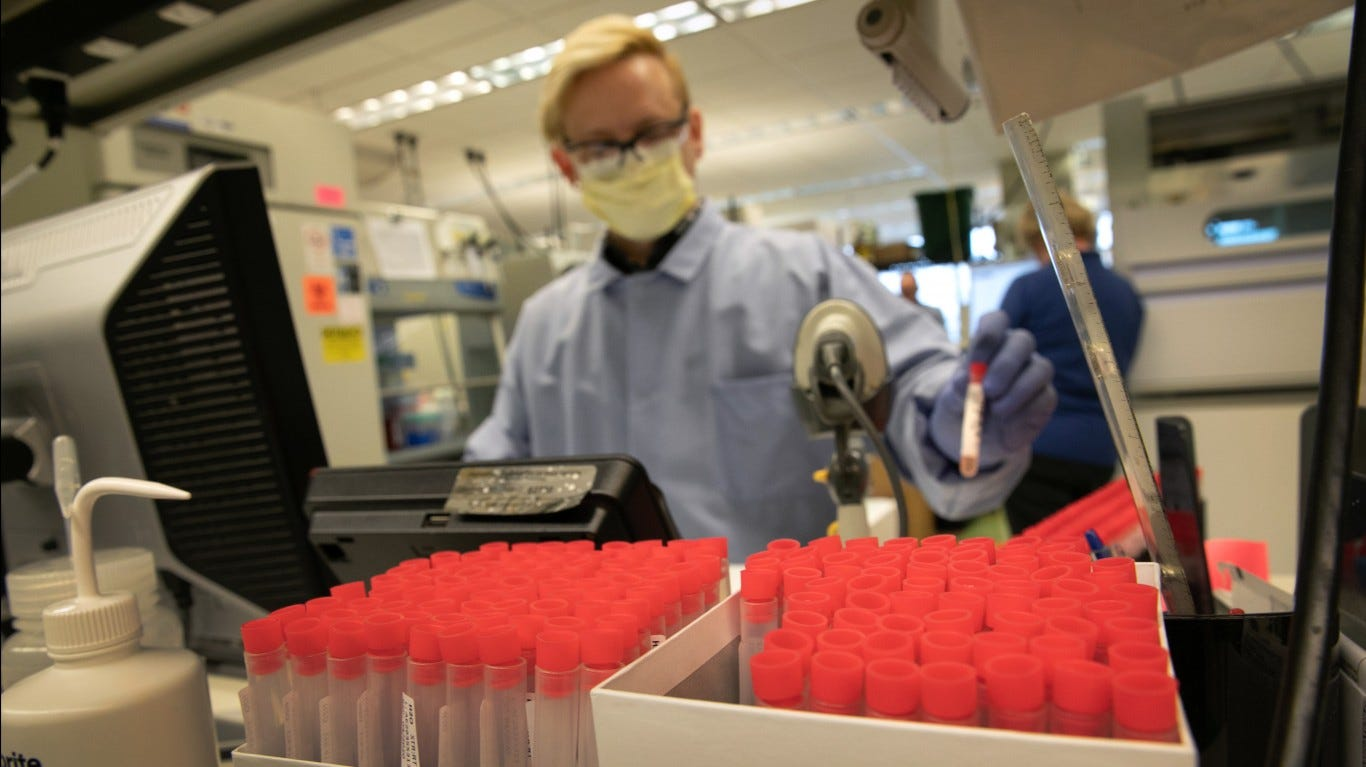 """According to Medscape Medical News, the CDC and WHO """"have established new criteria to classify variants of SARS-CoV-2, the virus that causes COVID-19."""""""