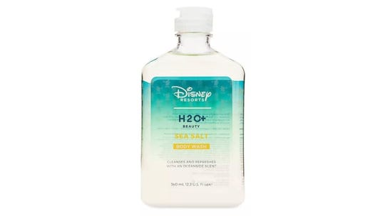 You'll smell like you came from under the sea.