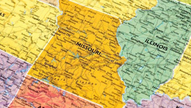 St. Louis, Missouri, is one option for cicada avoidance.