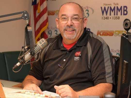 Bill Mick, host of Bill Mick Live on iHeart Radio's WMMB