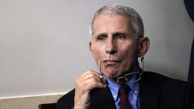 After more than a year of contending with waves of criticism, Dr. Anthony Fauci continues to be unflappable.