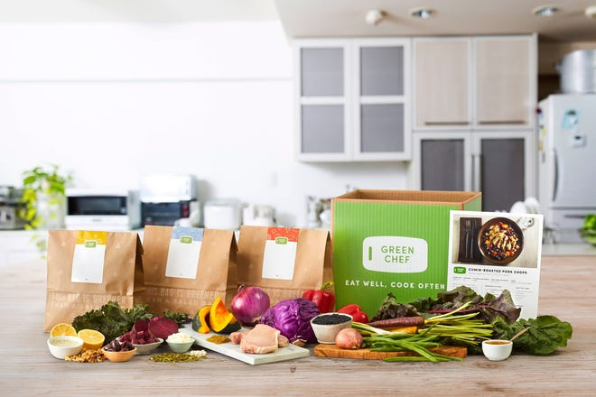 Pick your healthy pleasure from Green Chef's mouth-watering meal kits.