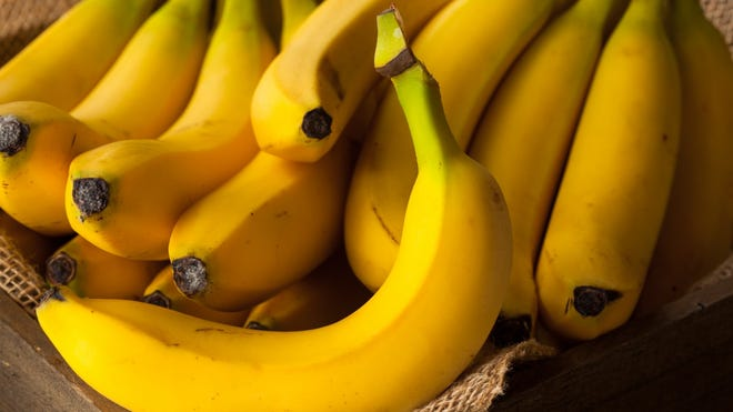 Bananas Bananas are one of the best sources of prebiotics, which can be thought of as the food for probiotics. It is also the most popular fruit in the United States.