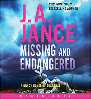 """Missing and Endangered"" by J. A. Jance"