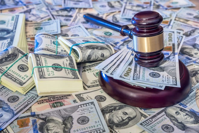 Stacey Shaw, 47, of Industry, pleaded guilty in federal court to charges of embezzlement and willful failure to file tax returns after stealing millions of dollars from the International Brotherhood of Electrical Workers Local 712 credit union.