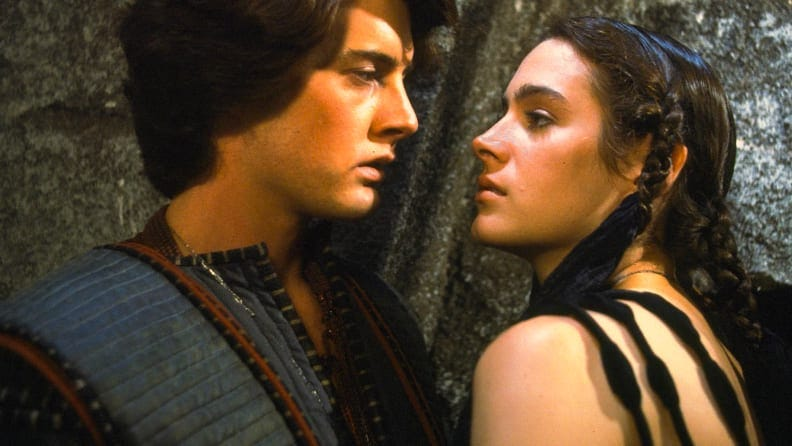 Team Old Spice:David Lynch s 1984  Dune  is more entertaining than the new sci-fi epic