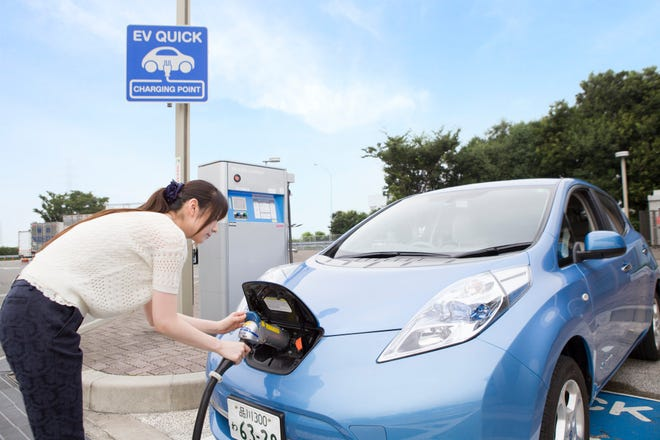 Westborough's Climate Action Plan identified four major sources of greenhouse emissions in town - including motor vehicles. Switching to electric cars would help.