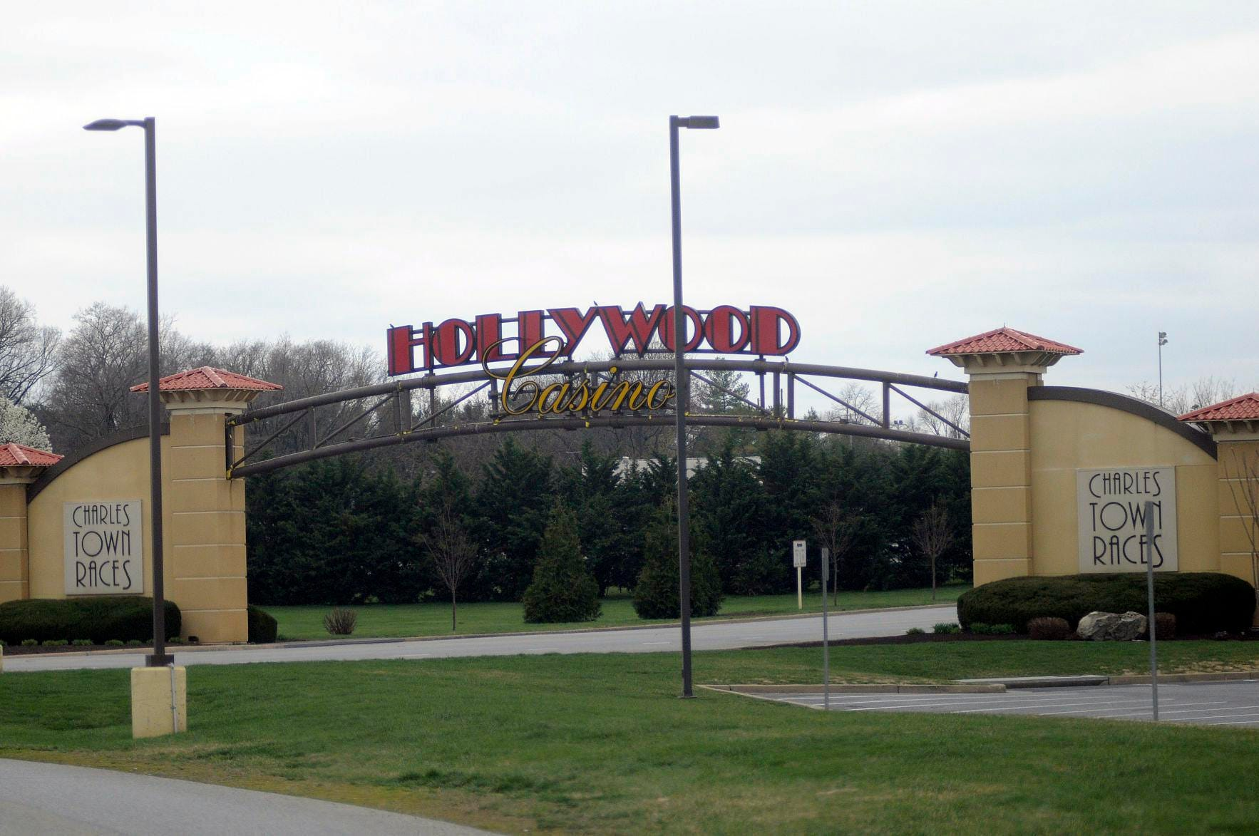 A vaccine clinic at the Hollywood Casino in Charles Town, W.Va., welcomes people from outside the state to get their COVID-19 shots as demand declines among residents.
