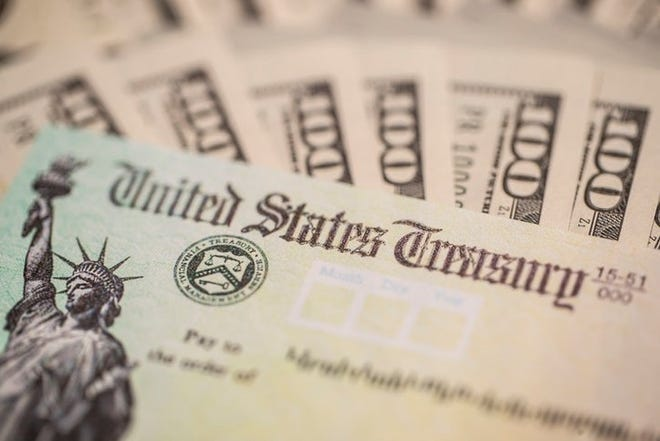 Prisoners are eligible to receive stimulus checks this year, as they were under the previous stimulus program last year.
